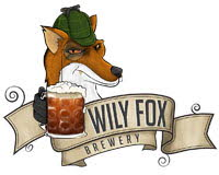 Wily Fox Brewery Logo200